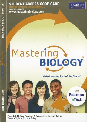 Benjamin-Cummings Publishing Company Masteringbiology with Pearson Etext -- Standalone Access Card -- For Campbell Biology: Concepts & Connections (7th Edition) by R at Sears.com